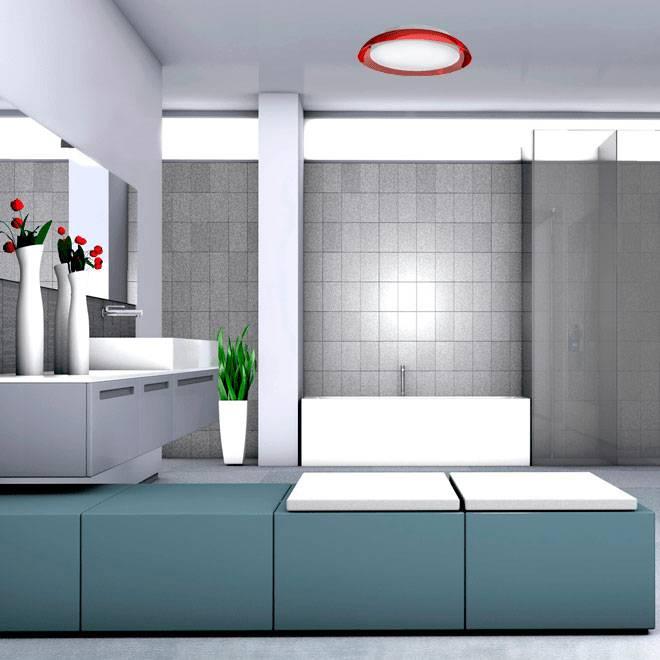 Рекомендации как выбрать светодиодные светильники для ванной комнаты