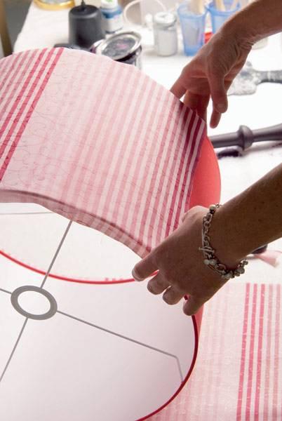 Абажуры для настольных ламп своими руками: описание со схемами, пошаговая инструкция и рекомендации
