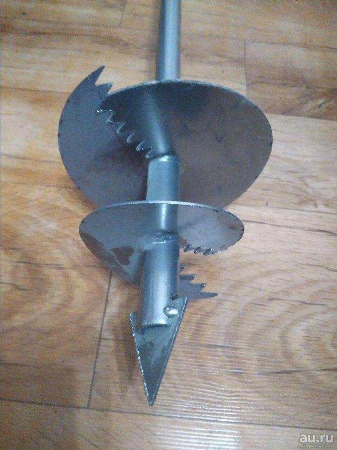 Виды бурильного инструмента — как сделать бур