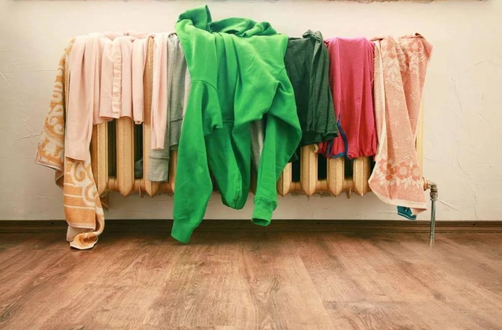 Как сушить белье в квартире без балкона: как сушить белье в квартире без балкона?