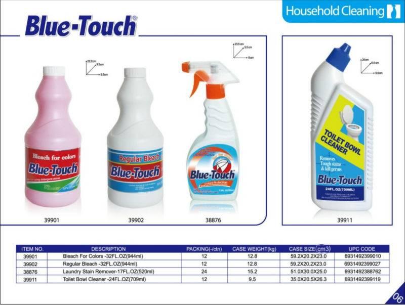 Состав и технология производства современных чистящих и моющих средств