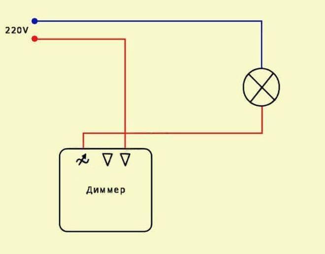 Как подключить диммер: возможные схемы и инструктаж по подключению своими руками