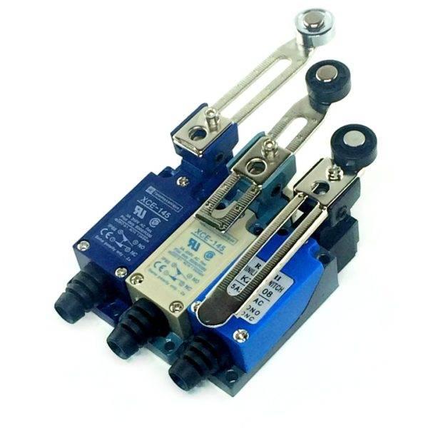 Концевые выключатели: механические, магнитные и бесконтактные – устройство и область применения