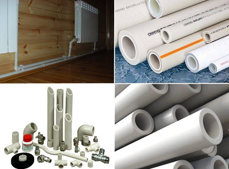 Металлопластик или полипропилен — из чего лучше трубы для отопления, водопровода и теплого пола, что дешевле