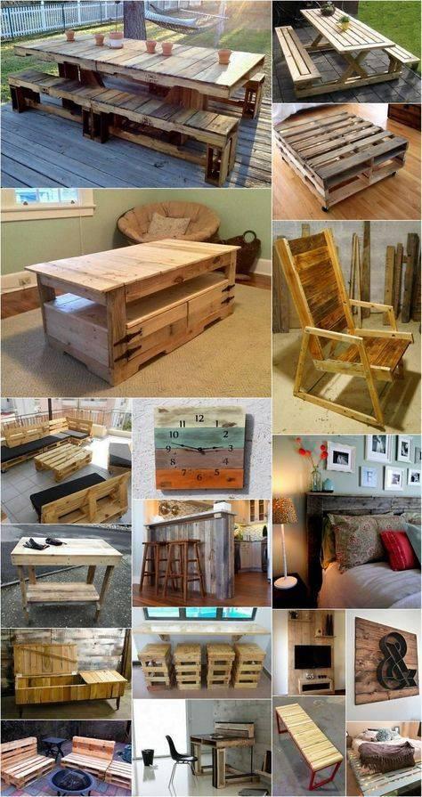 Мебель своими руками из поддонов: идеи изготовления оригинальной мебели + пошаговая инструкция