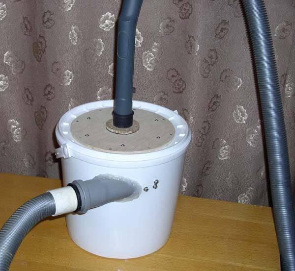Что такое циклонный фильтр для пылесоса