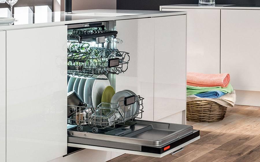 Топ-10 лучших посудомоечных машин в 2021 году