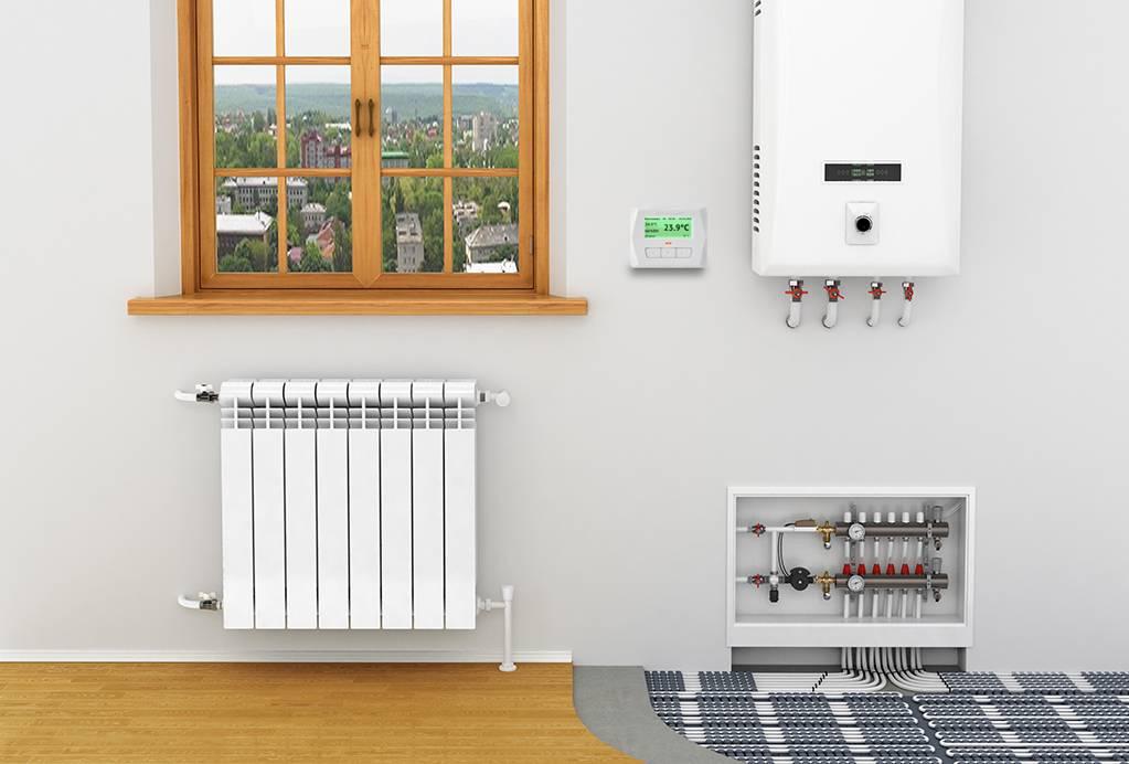 Автономное отопление в квартире - это, подробное описание всех этапов,установка автономного отопления,от газового котла,в многоквартирном доме.