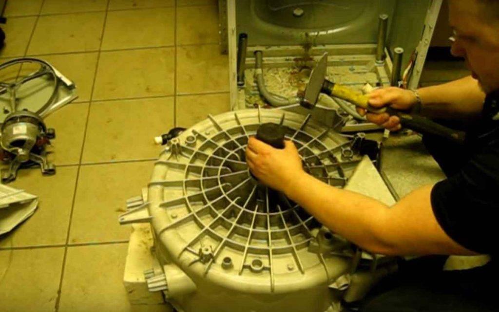 Как починить стиральную машинку самостоятельно: извлекаем и заменяем тэн | ichip.ru