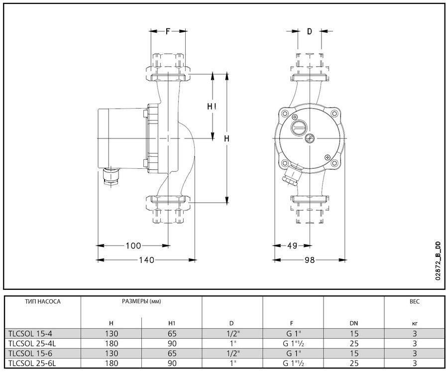 Схема подключения циркуляционного насоса - лучшее отопление