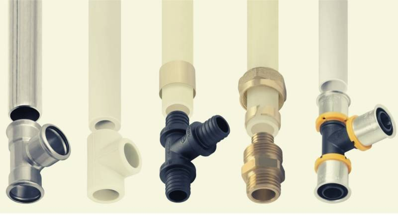 Какой диаметр труб из полипропилена для отопления выбрать