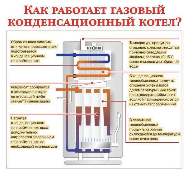 Правильное включение и запуск газового котла