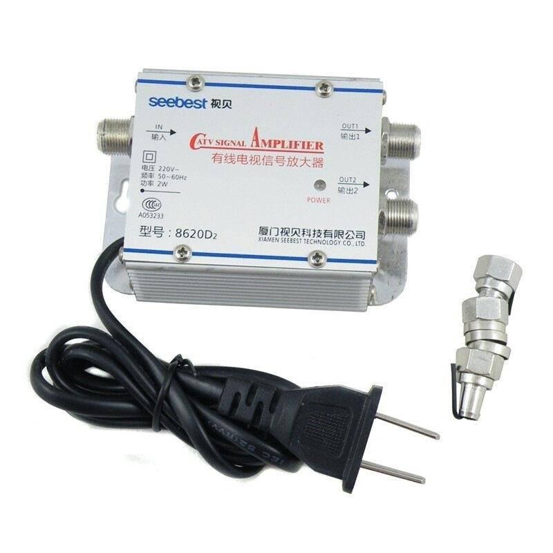 Как правильно подключить антенный усилитель к антенне. как подключить антенный усилитель