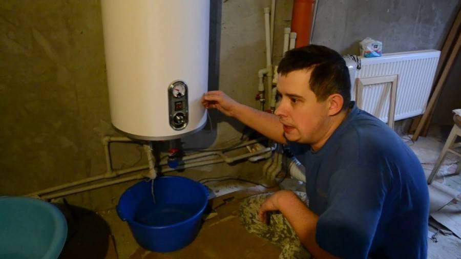 Как слить воду с бойлера — инструкция для новичков как просто и быстро слить воду (110 фото)