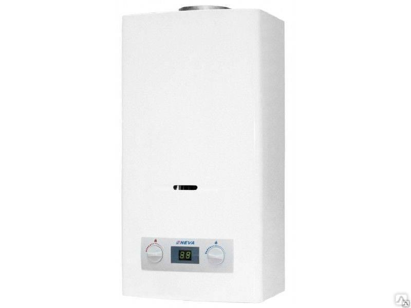 Можно ли использовать газовую колонку для отопления?