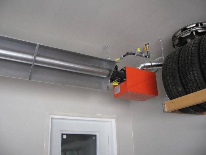 Тепловая пушка — лучший обогреватель для гаража или ремонтного бокса | ichip.ru
