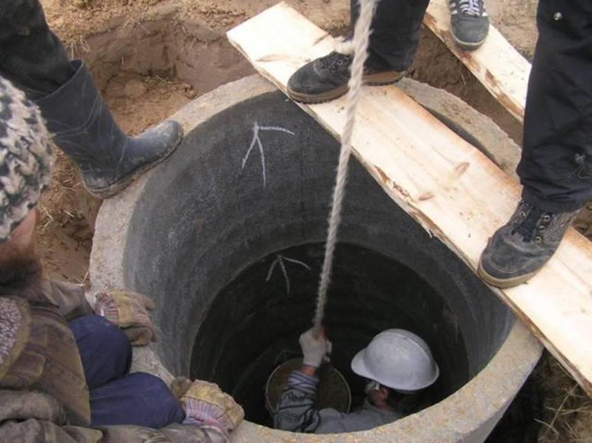 Ремонт колодцев (водяной, канализационный) своими руками | гидро гуру