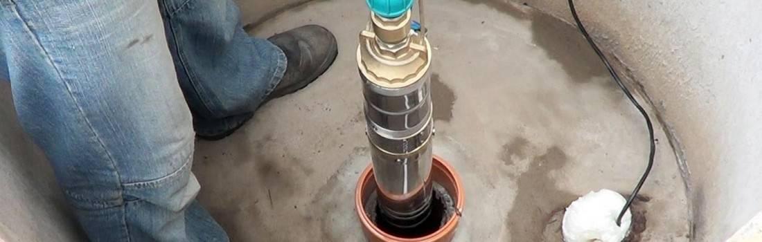 Замена насоса в скважине – причины и рекомендации по монтажу оборудования