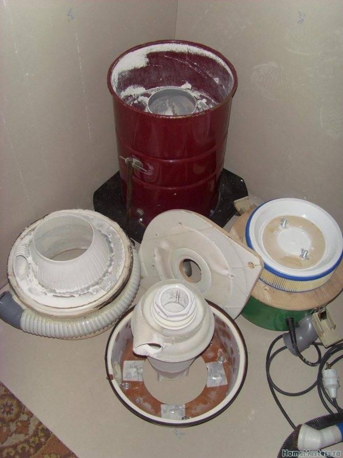 Как сделать пылесос своими руками: подробные инструкции по сборке самодельного прибора
