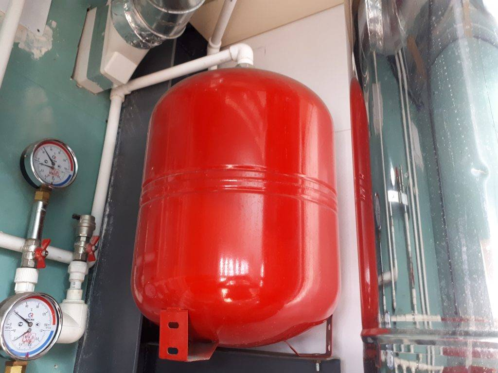 Установка расширительного бака в системе отопления: выбор и монтаж