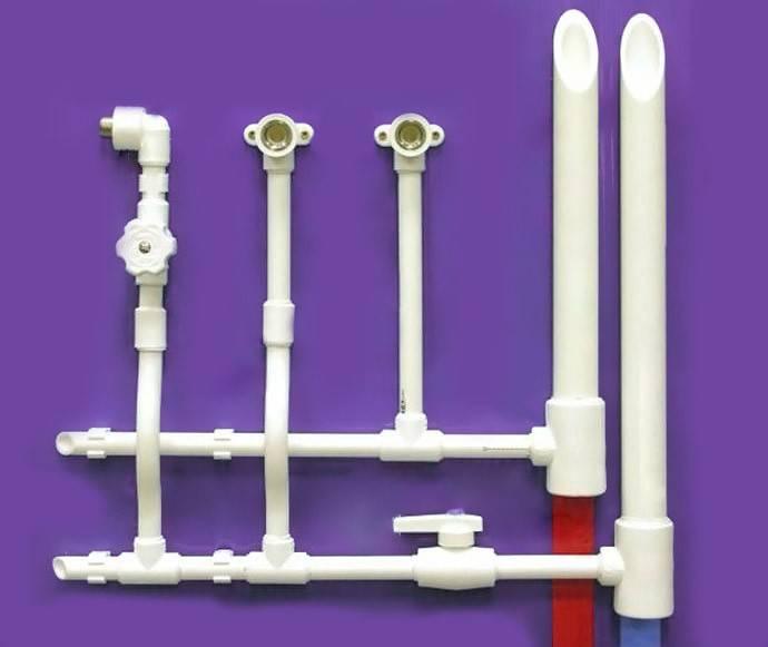 Разводка труб водоснабжения в квартире и доме