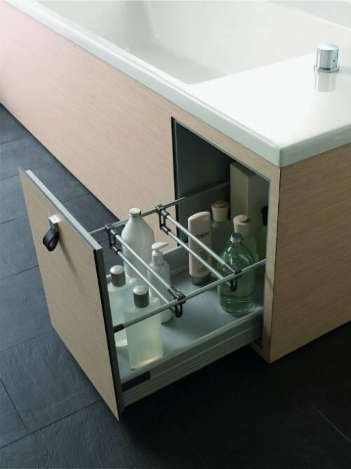 Экраны для ванн: достоинства и разнообразие вариантов, материалы для сооружения и изготовление экрана своими руками