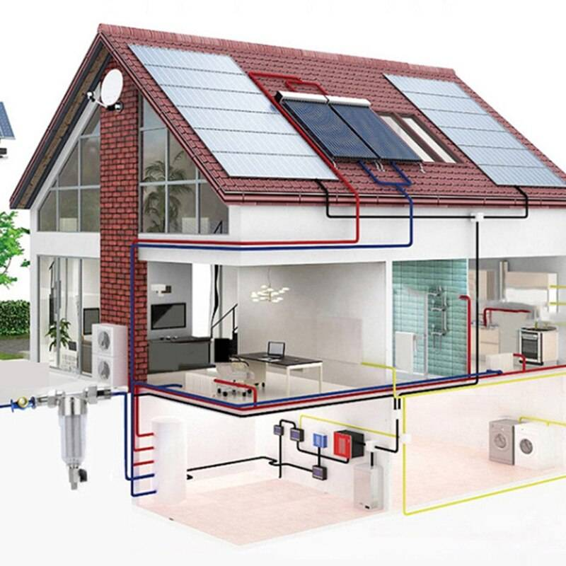 ???? 5 энергоэффективных домов: как реализуют философию экологичных домов в разных странах