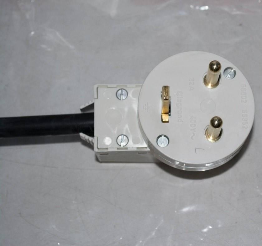 Правила установки розетки для электроплиты ⋆ macho's rules