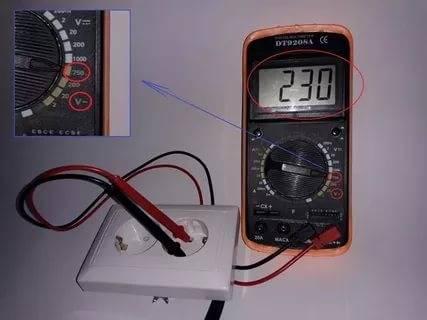 Как измерить силу тока мультиметром - как измерить ток и напряжение мультиметром?