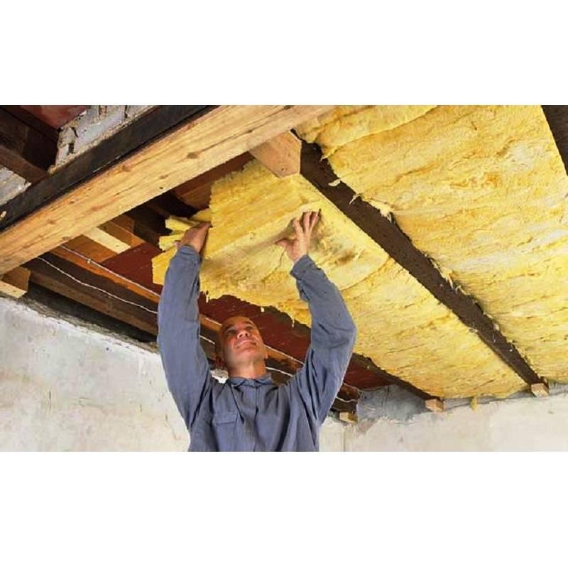 Как утеплить потолок в частном доме: каким утеплителем лучше