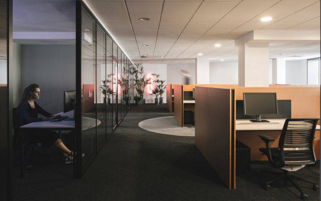 Интерьер офиса: каким бывает современный дизайн офиса?