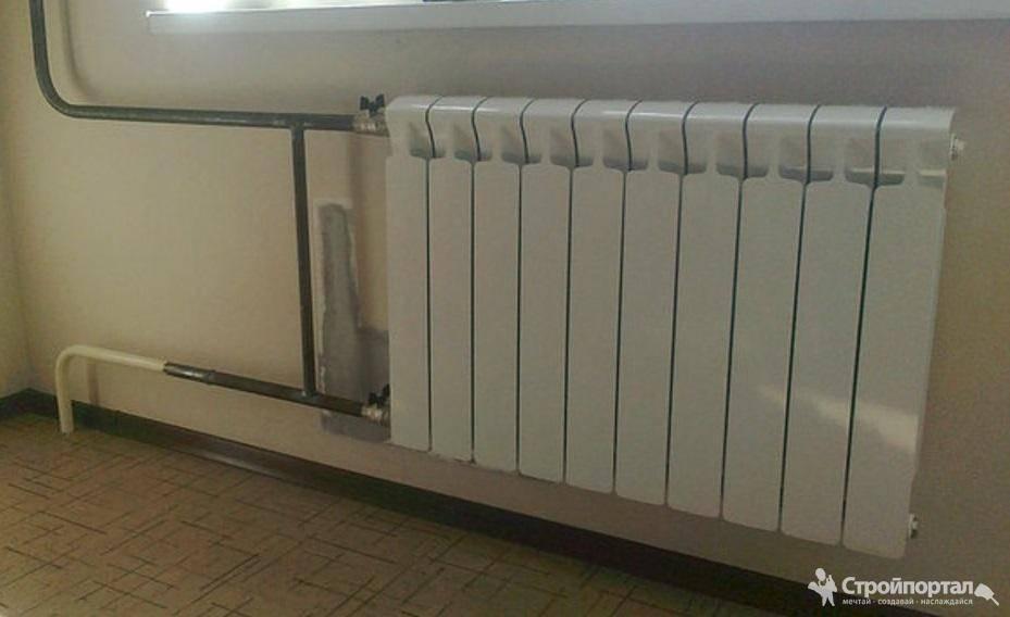 Замена радиаторов отопления: как выбрать и установить