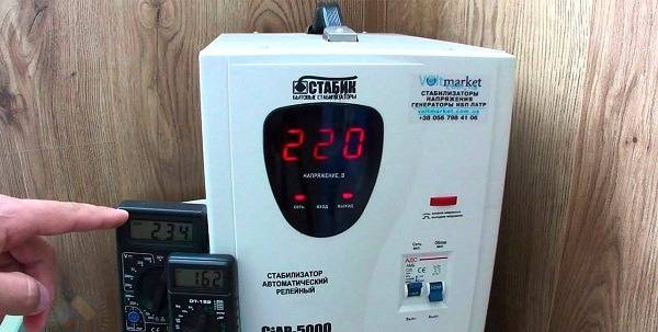Какой стабилизатор напряжения лучше для газового котла – виды, различия, правила выбора для системы отопления