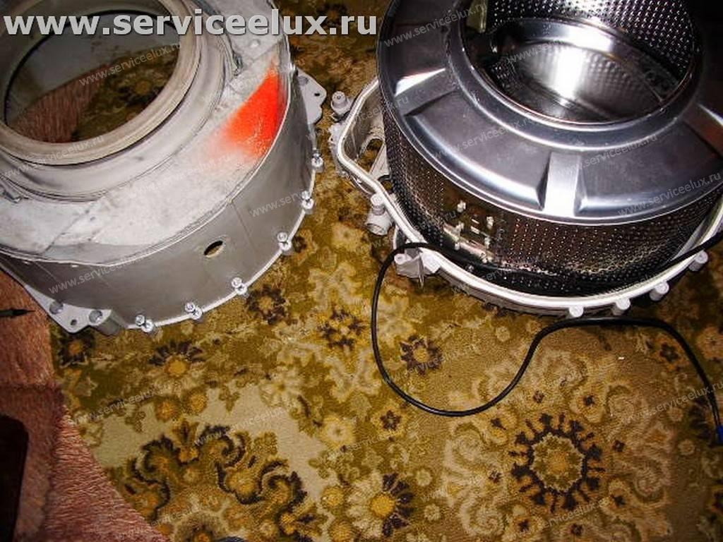 Инструкция по замене подшипника стиральной машины
