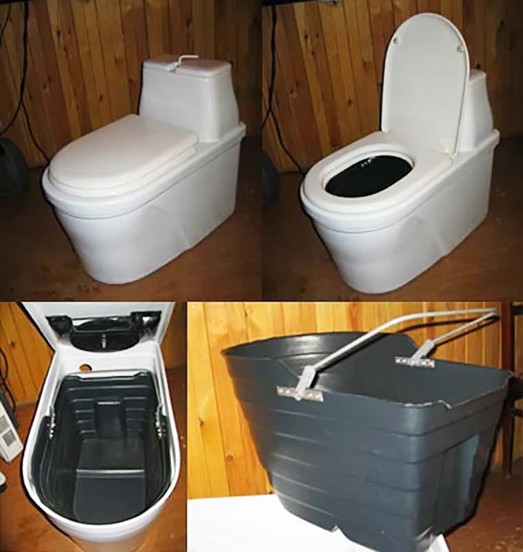 Биотуалет для дачи: особенности постройки, торф для уличных туалетов