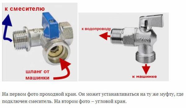 Как правильно выполнить подключение стиральной машины к водопроводу и канализации: обзор вариантов, практические советы