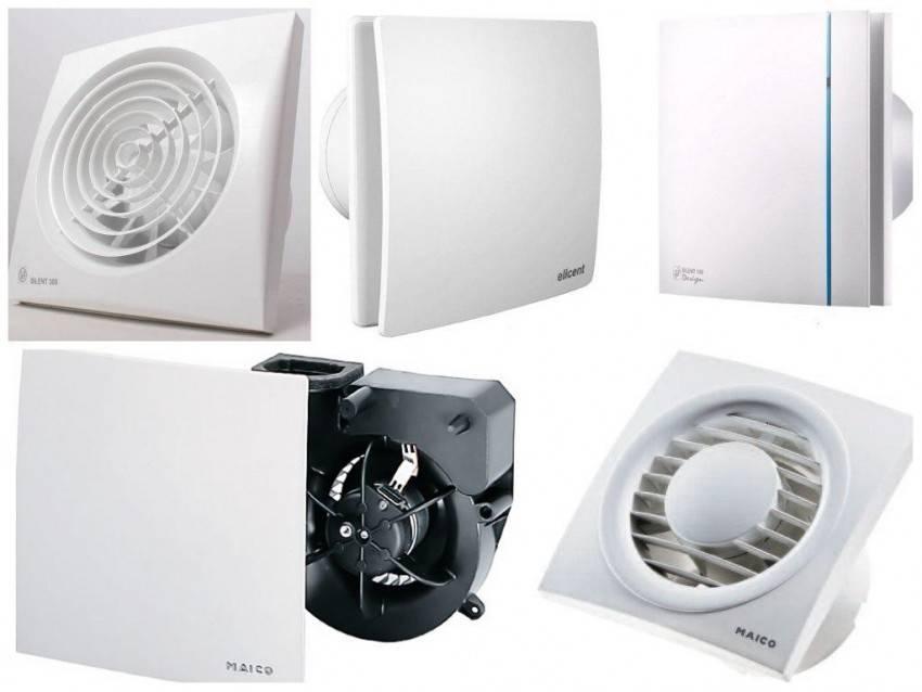 Вентиляция (вытяжка) в ванной и в туалете в частном доме: виды, монтаж с фото