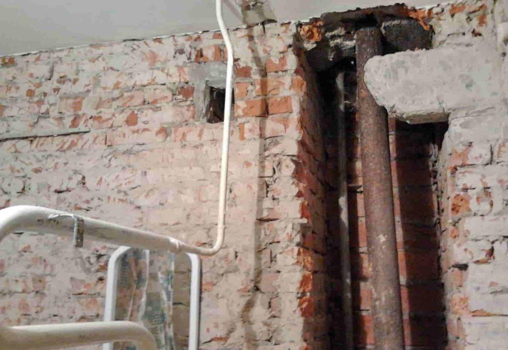 Ремонт санузла в сталинке: порядок работ и тонкости ремонта - строительный портал