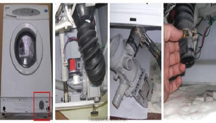 Почему стиральная машина не греет воду: причины и устранение