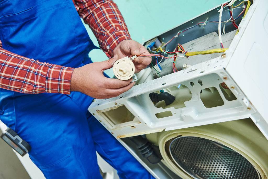 Неисправности стиральных машин: коды ошибок, как выявить возможные неполадки
