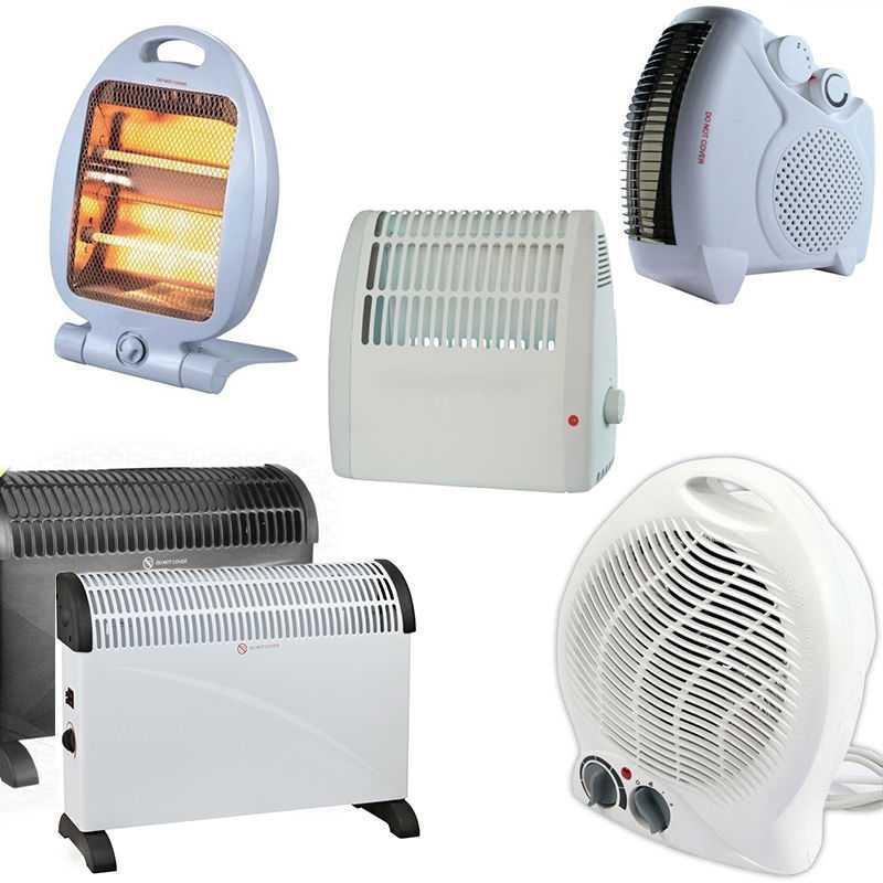 Конвектор или тепловентилятор: что лучше