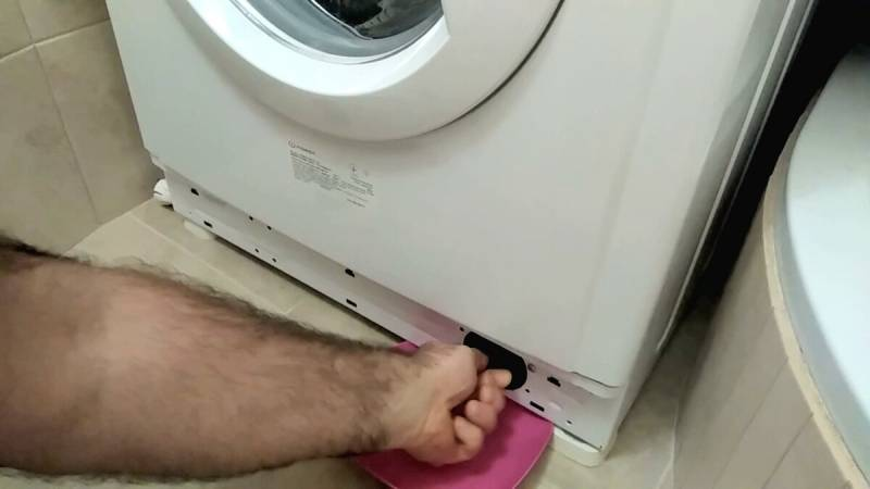 Как почистить фильтр стиральной машины: 12 шагов