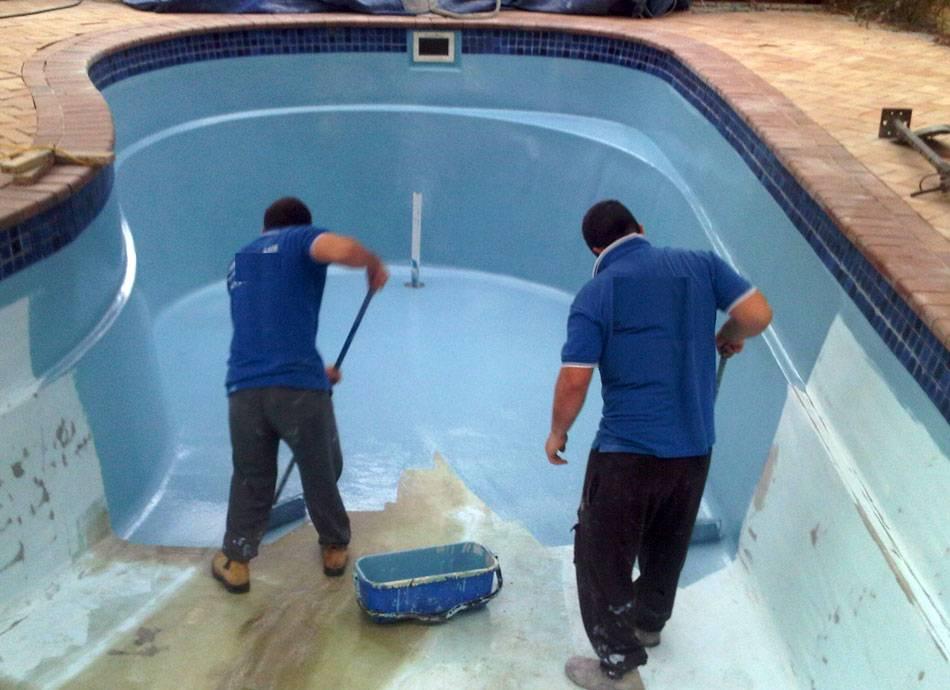 Гидроизоляция бассейна: современные эффективные материалы