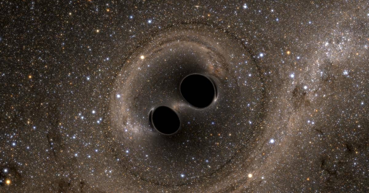 Что будет, если в солнечной системе появится черная дыра?