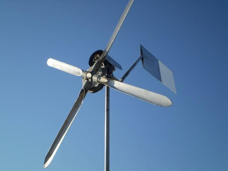 Ветрогенератор своими руками из стиральной машины: инструкция по сборке ветряка