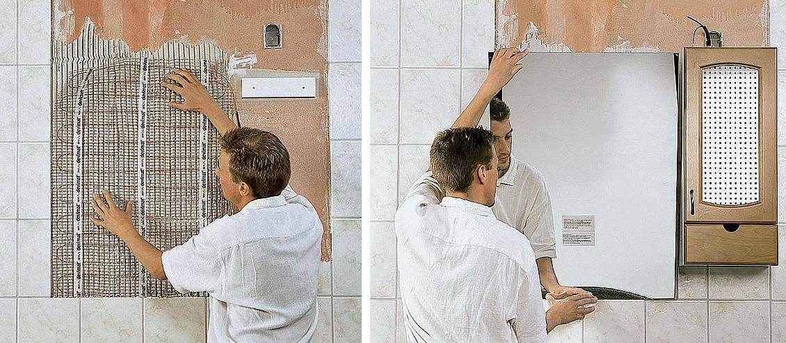 Хитрый способ, который поможет устранить запотевание зеркала в ванной: лайфхаки