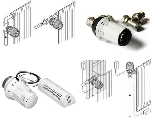 Терморегулятор на батарею — советы по выбору прибора и 90 фото установки на различные типы радиаторов