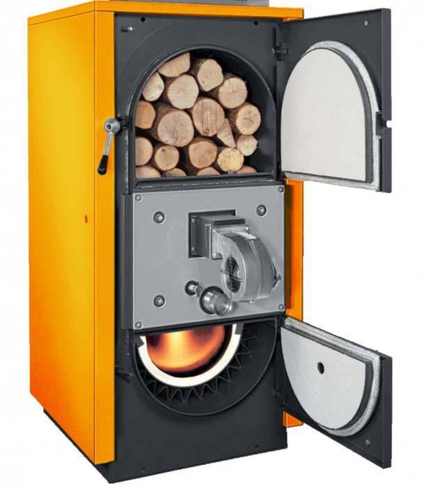 Котел для отопления частного дома комбинированный дрова электричество