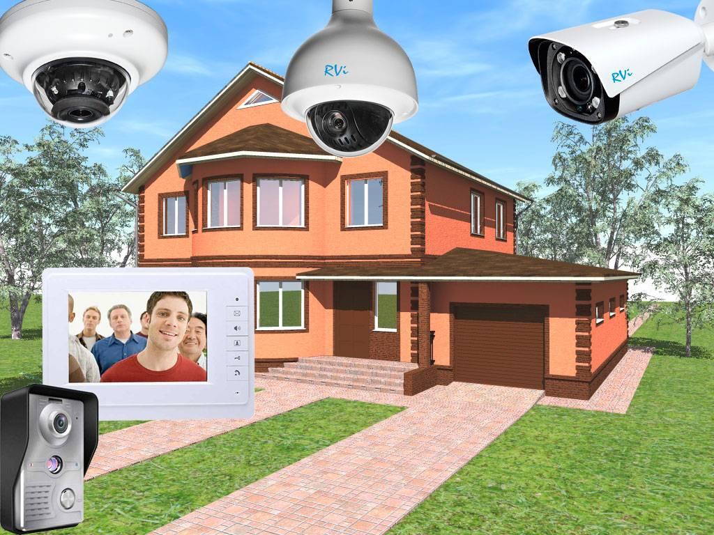 Камеры видеонаблюдения: принцип работы, разновидности, критерии выбора