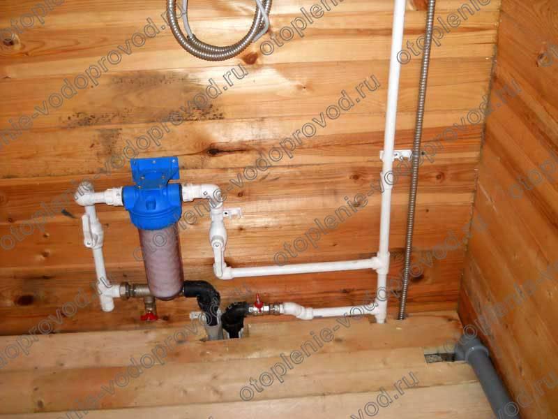 Как выбрать диаметр труб для водопровода